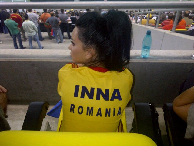 Concert Inna National Arena