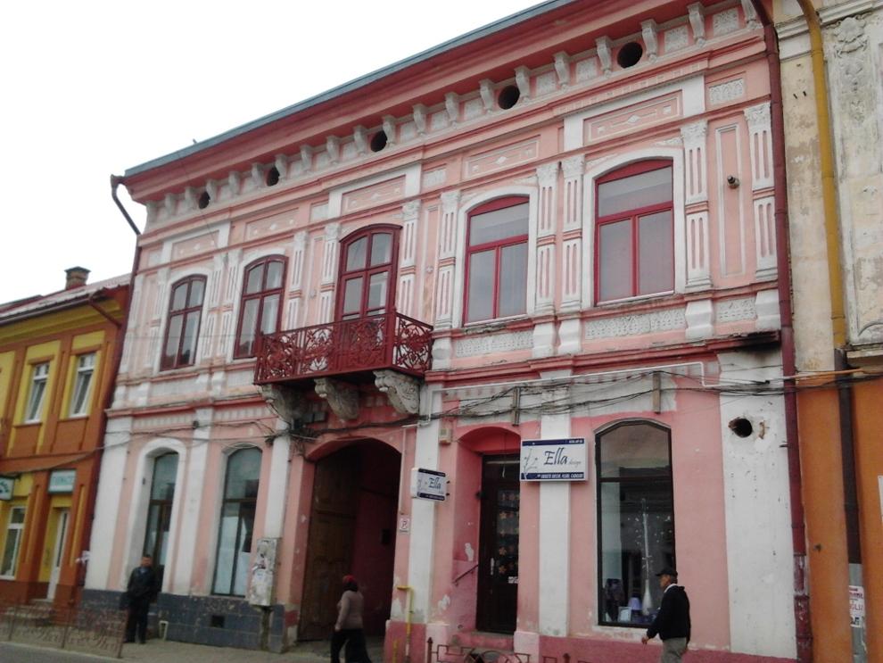 In Moldova: Radauti