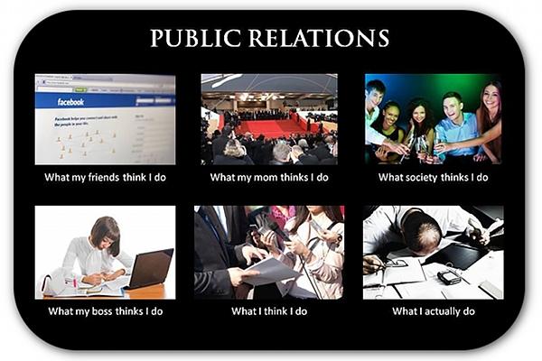 pr&social media