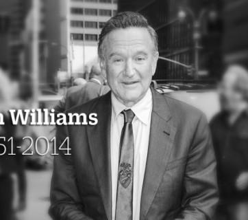 Robin Williams ramane pentru mine un nebun fericit!