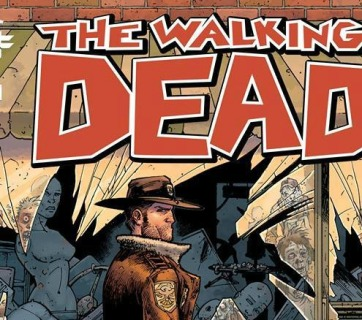 Revista The Walking Dead in Romania!