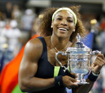 Serena Williams, un model pentru femeile din tenis