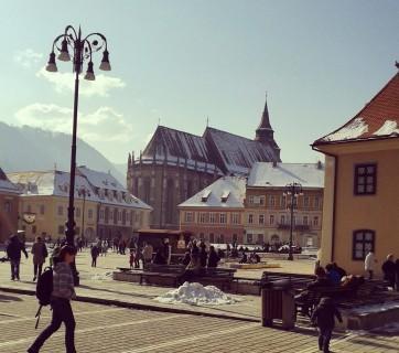 Cum am petrecut o vacanta in Brasov cu bani putini (I)