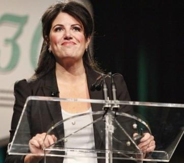Monica Lewinsky, primul nume viral?