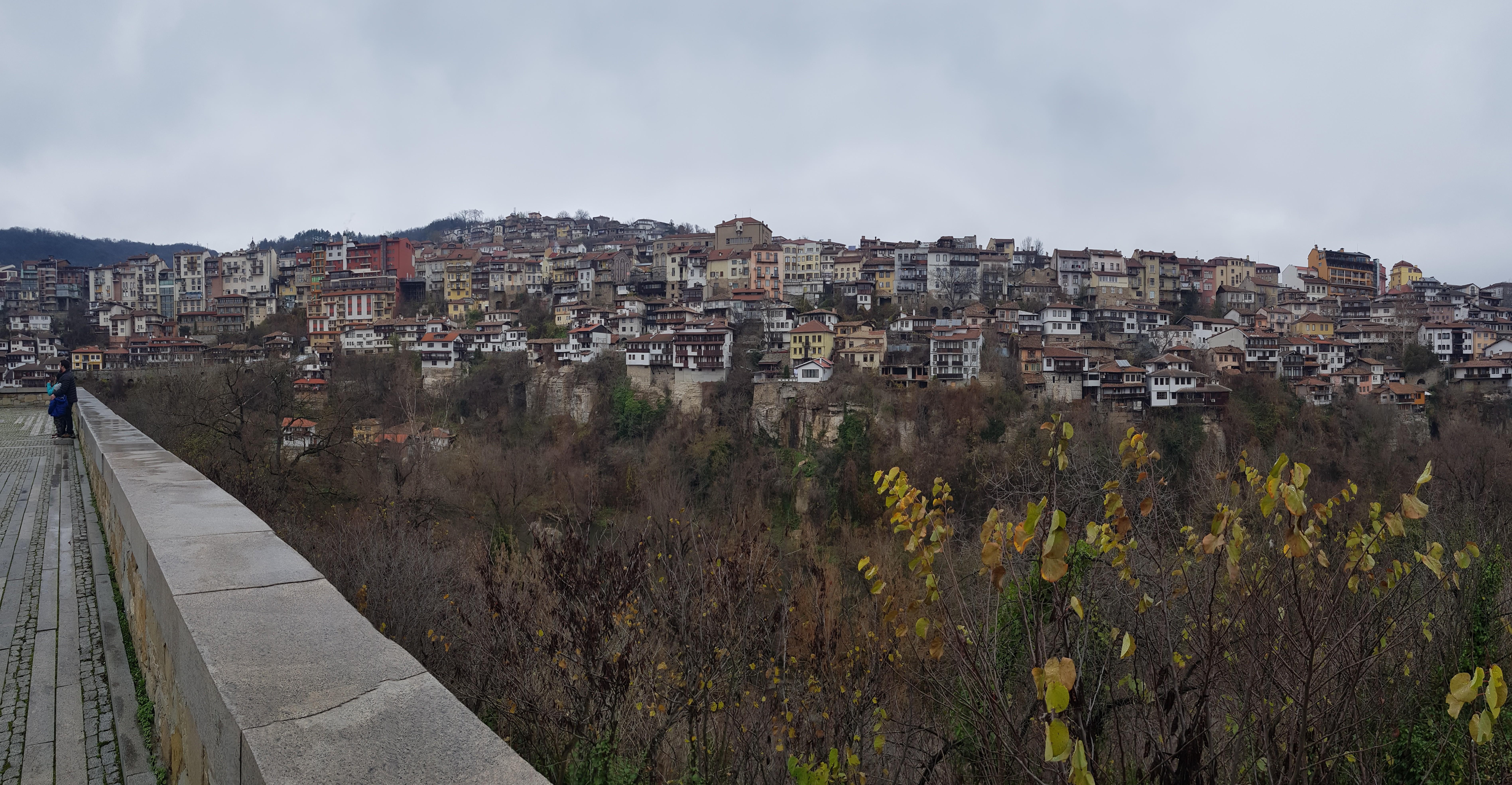 Doua zile in Veliko Tarnovo