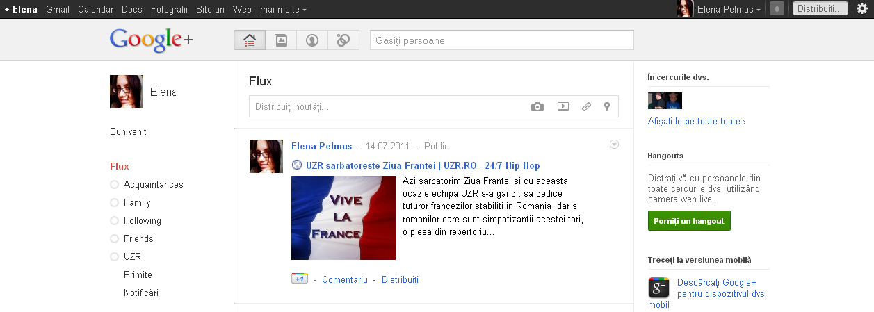 Google are +Elena