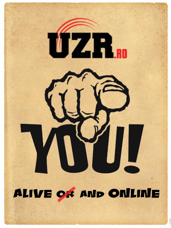UZR sau a scrie de placere