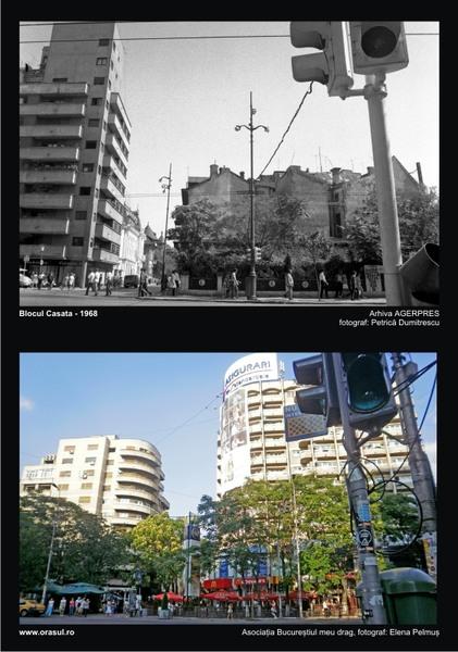 Trecut-au anii Bucureștiului