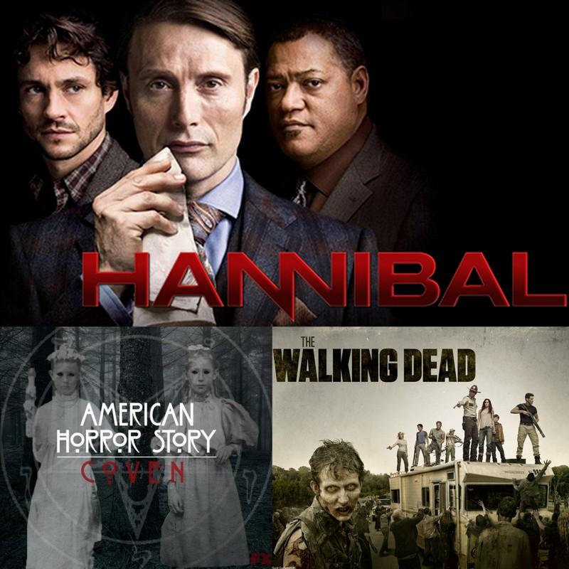 Top 3 seriale horror de Halloween