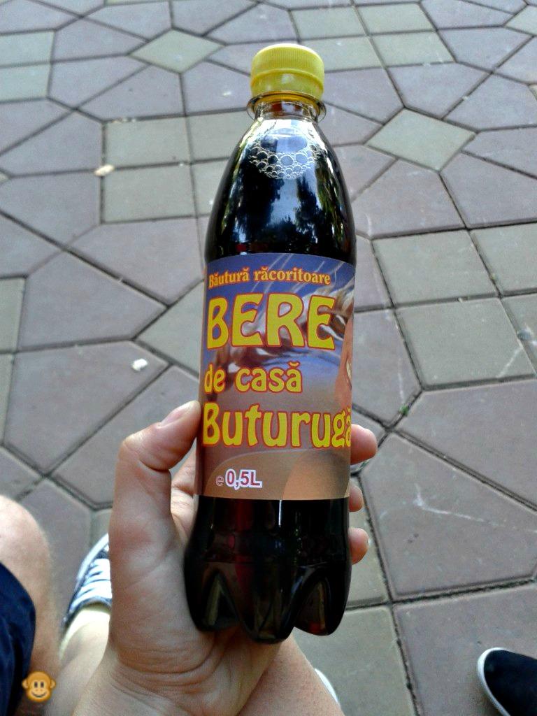 Bere de casa Buturuga