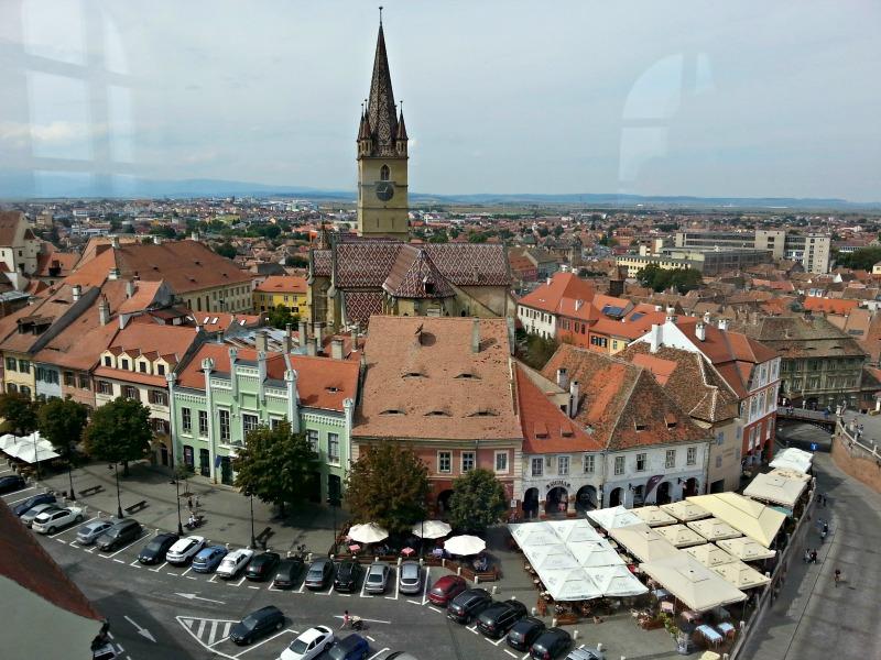 Sibiu, daca vrei sa te pierzi in detalii I