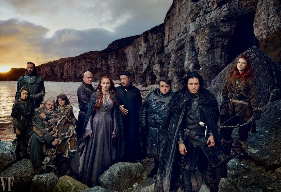Game of Thrones, un serial de milioane de torrenti