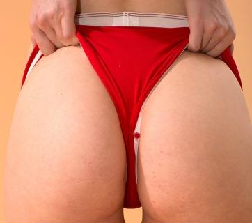 Complexul femeii moderne: fundul