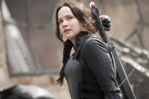 "Scena preferata din ""Hunger Games: Mockingjay Part. 1"""