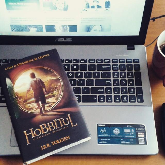 De ce am fost sa vad Hobbit 3 daca nu am vazut celelalte parti?