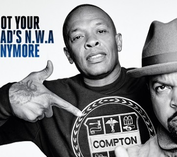 Straight Outta Compton, inca un film despre rapperi?