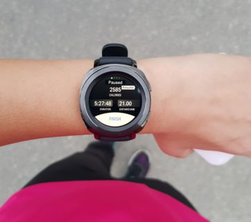 Antrenament 21km - Septembrie