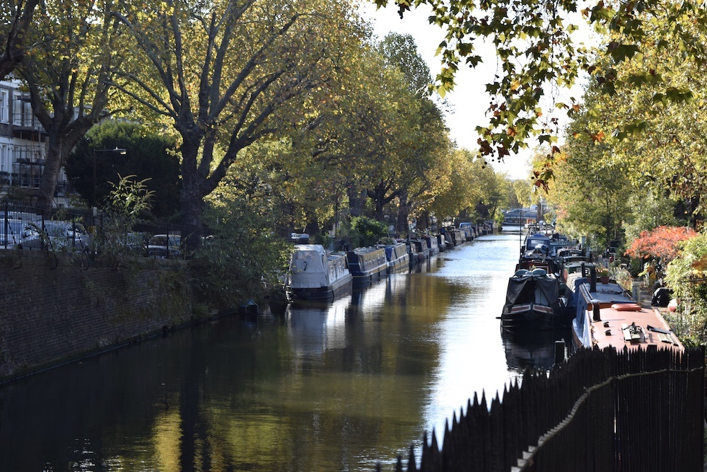 London-Little Venice Visit