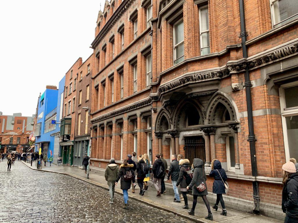 dublin_generation tours_plimbare prin centrul orasului