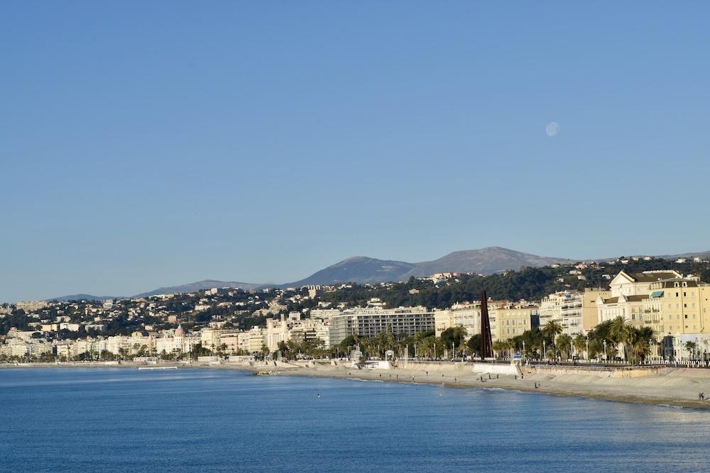 Răsărit în Nisa