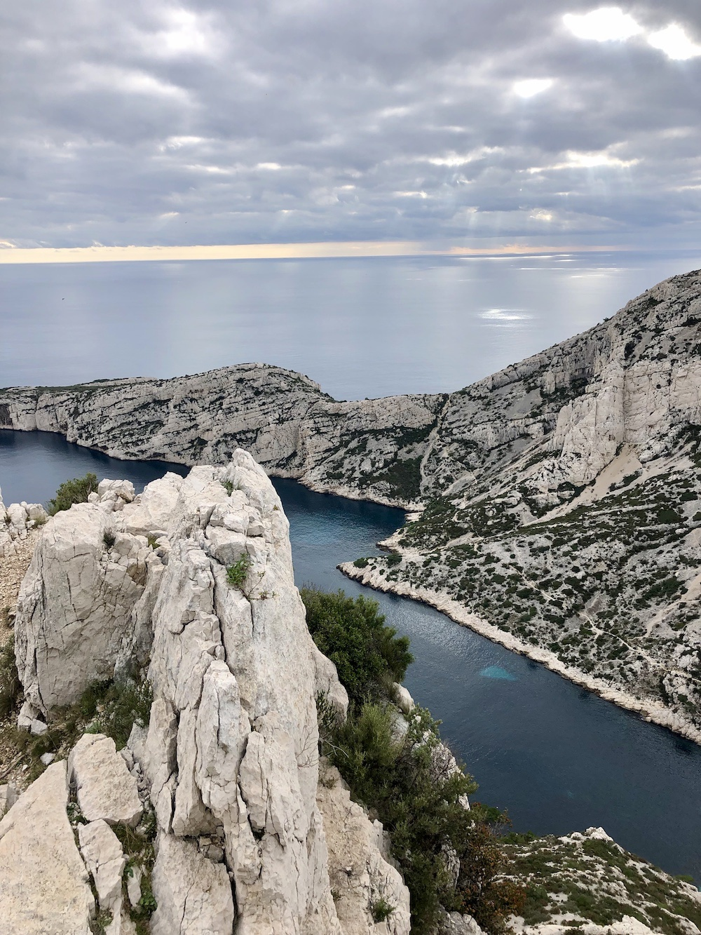Parc National des Calanques - Mont Puget