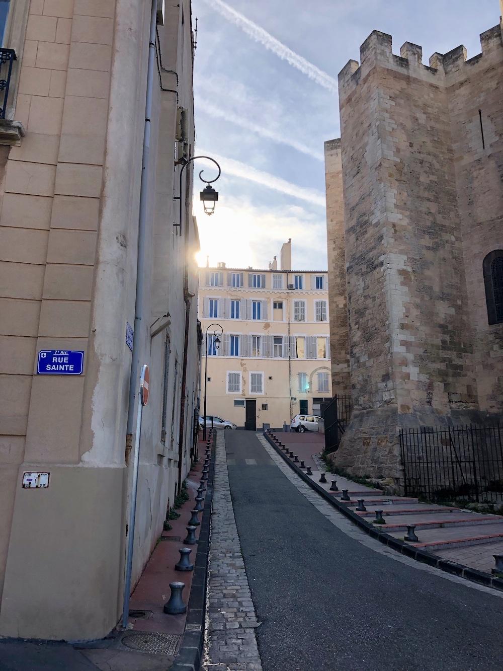 Rue Sainte - Marseille