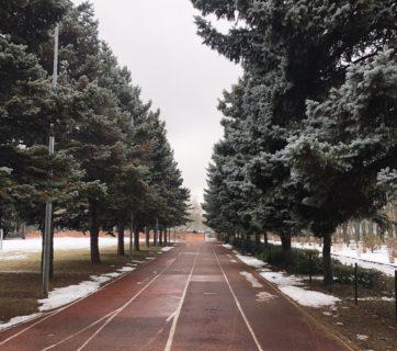 Antrenament 21km - Decembrie
