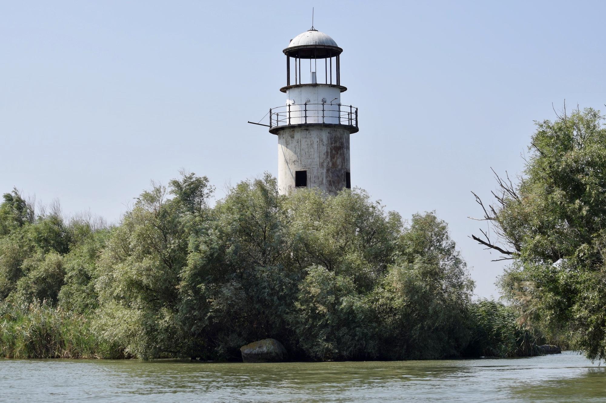 Dunăre - Farul Vechi