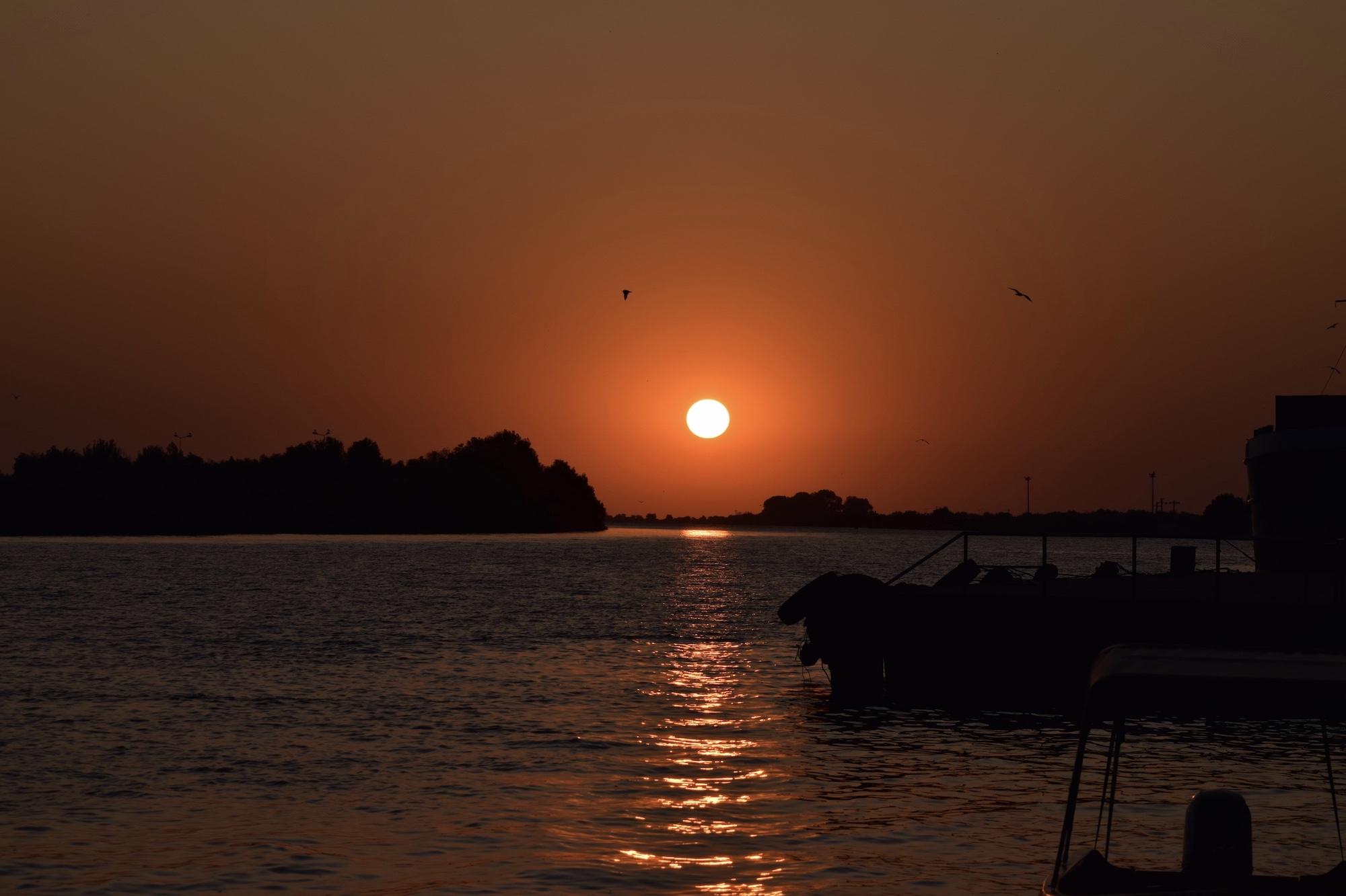Dunăre - La Răsărit